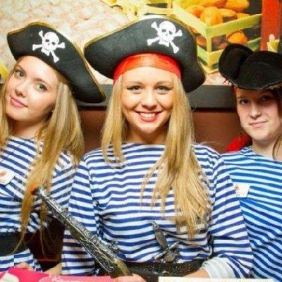 Как сделать костюм для пиратской вечеринки
